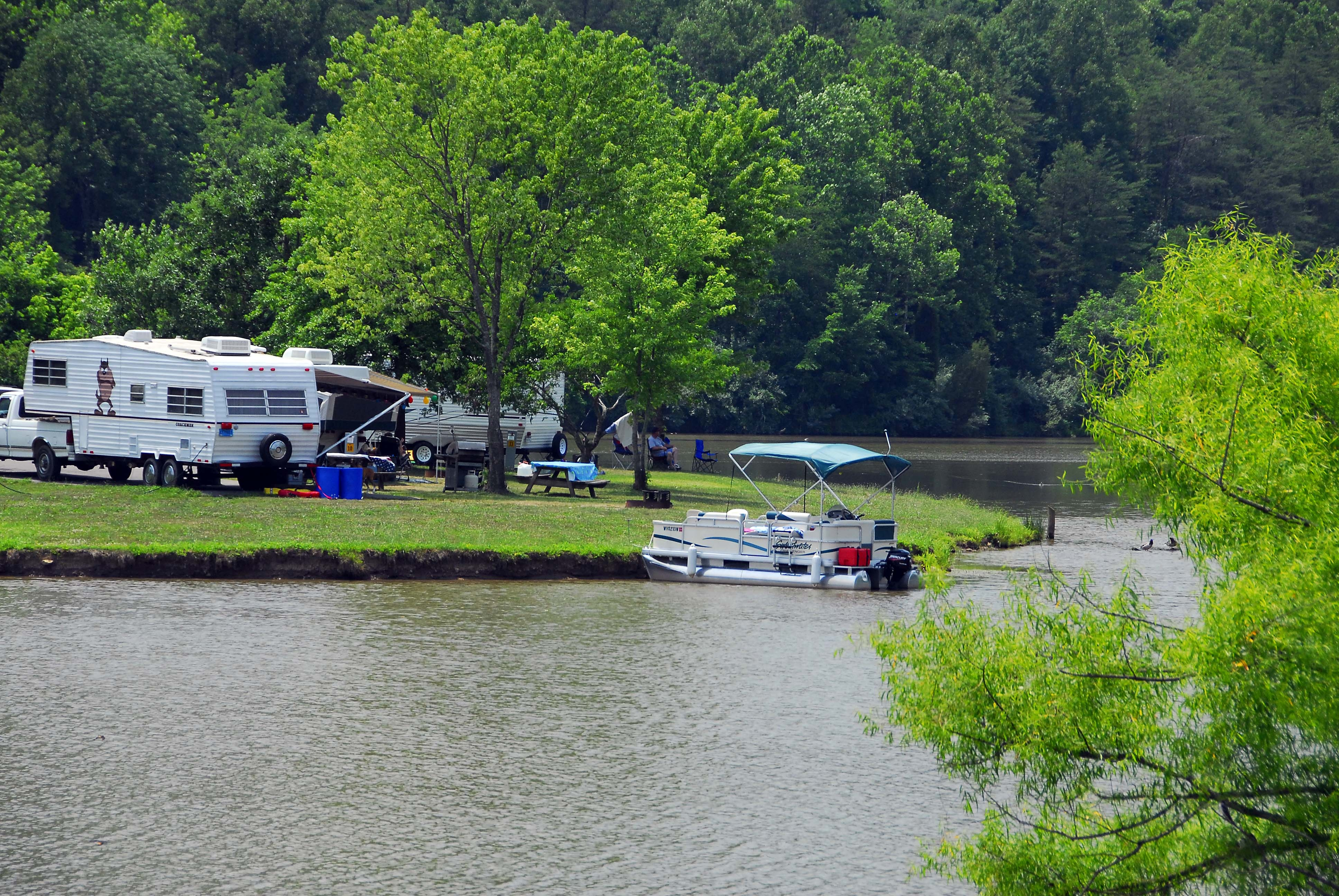 West Virginia State Parks Ready For Great Camping Season