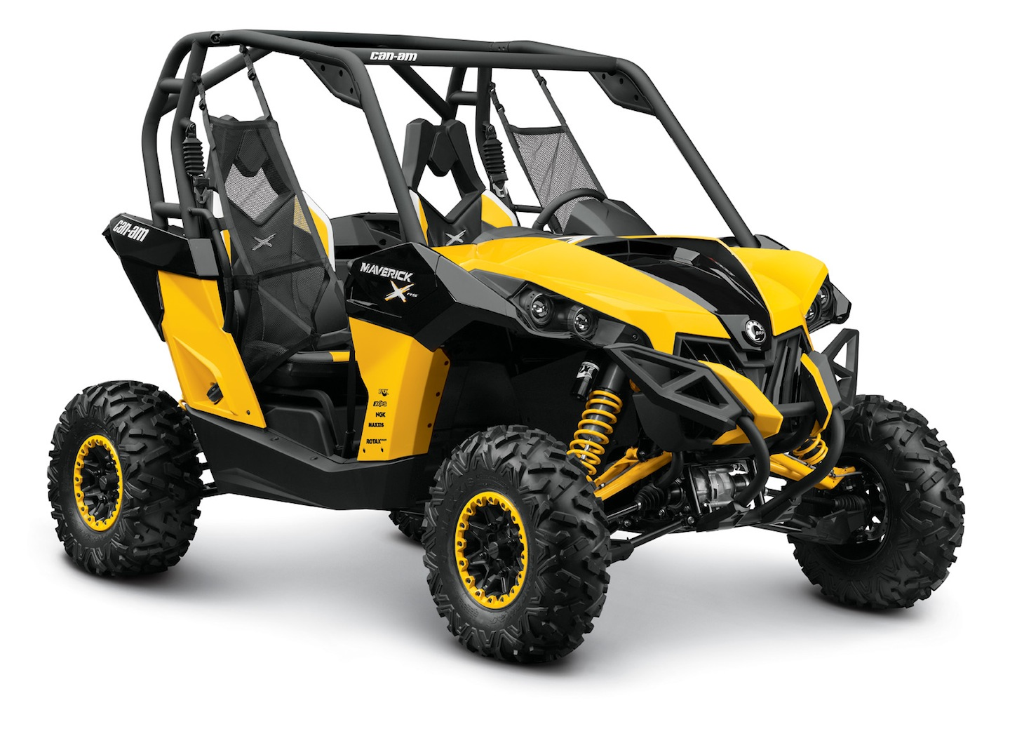 Can Am Outlander 450 >> BRP Expands 2013 Can-Am Amateur Racer Support Program; Adds Maverick 1000R Side-by-side Vehicle ...