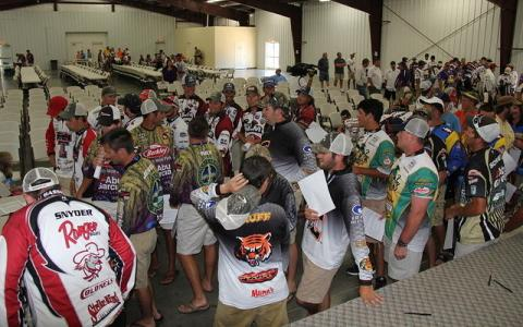 2013 collegiate bass fishing open registration underway for Cabelas college fishing