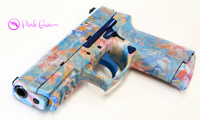 Beauty And The Beast Florida Discount Guns Inc Unveils High Style