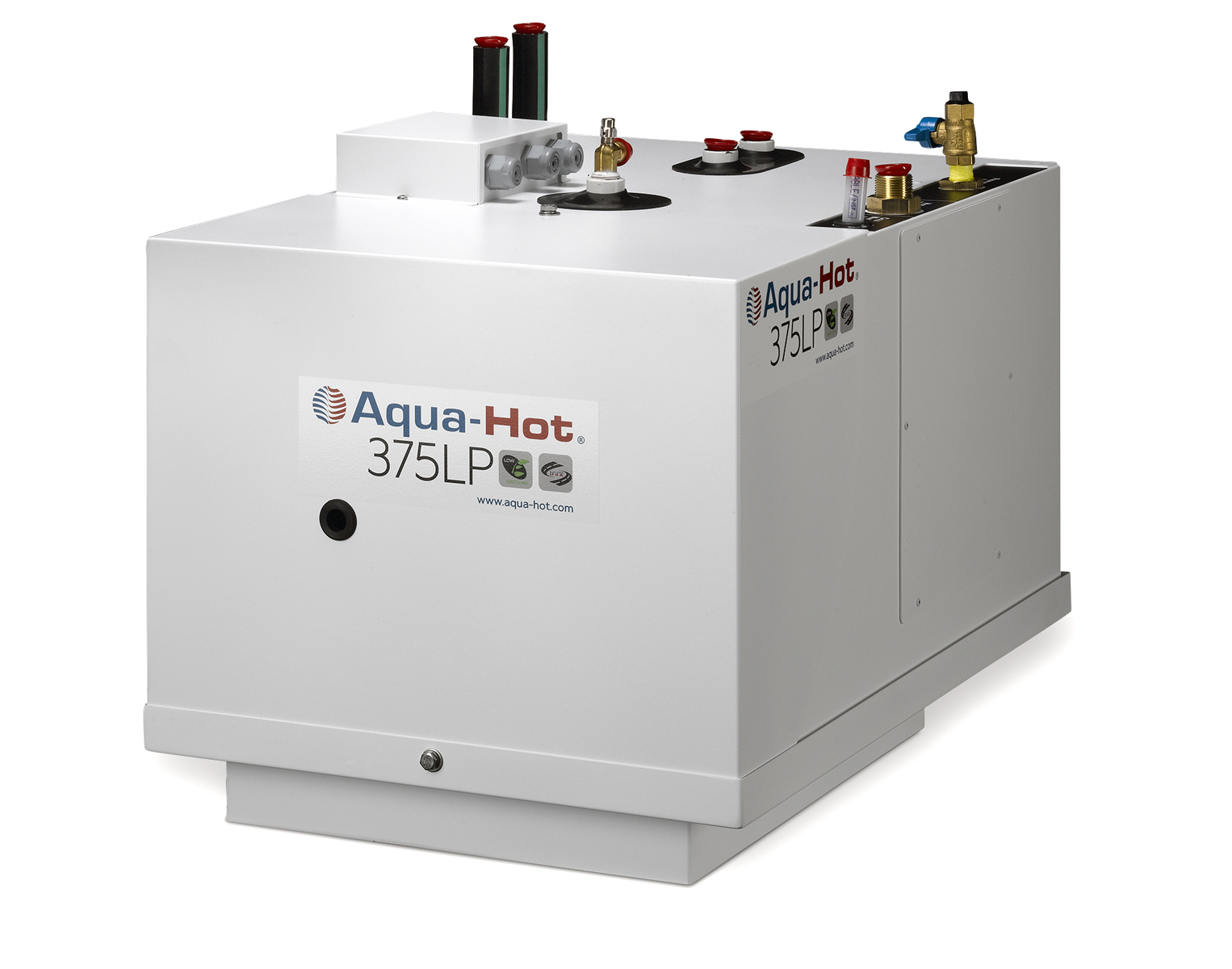 New Hydronic Heating Unit Warms Gas Fueled Rvs And