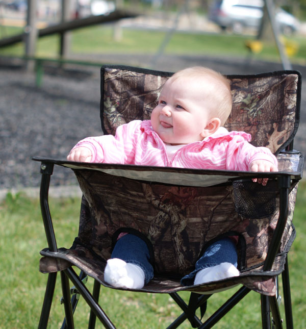 Jamberly Partners With Mossy Oak For The Ciao Baby Go