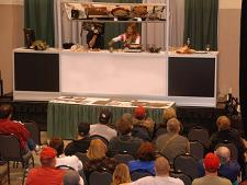 Pellegrini, Shaw Headline Wild Game Cooking Lineup at National Pheasant Fest 2013