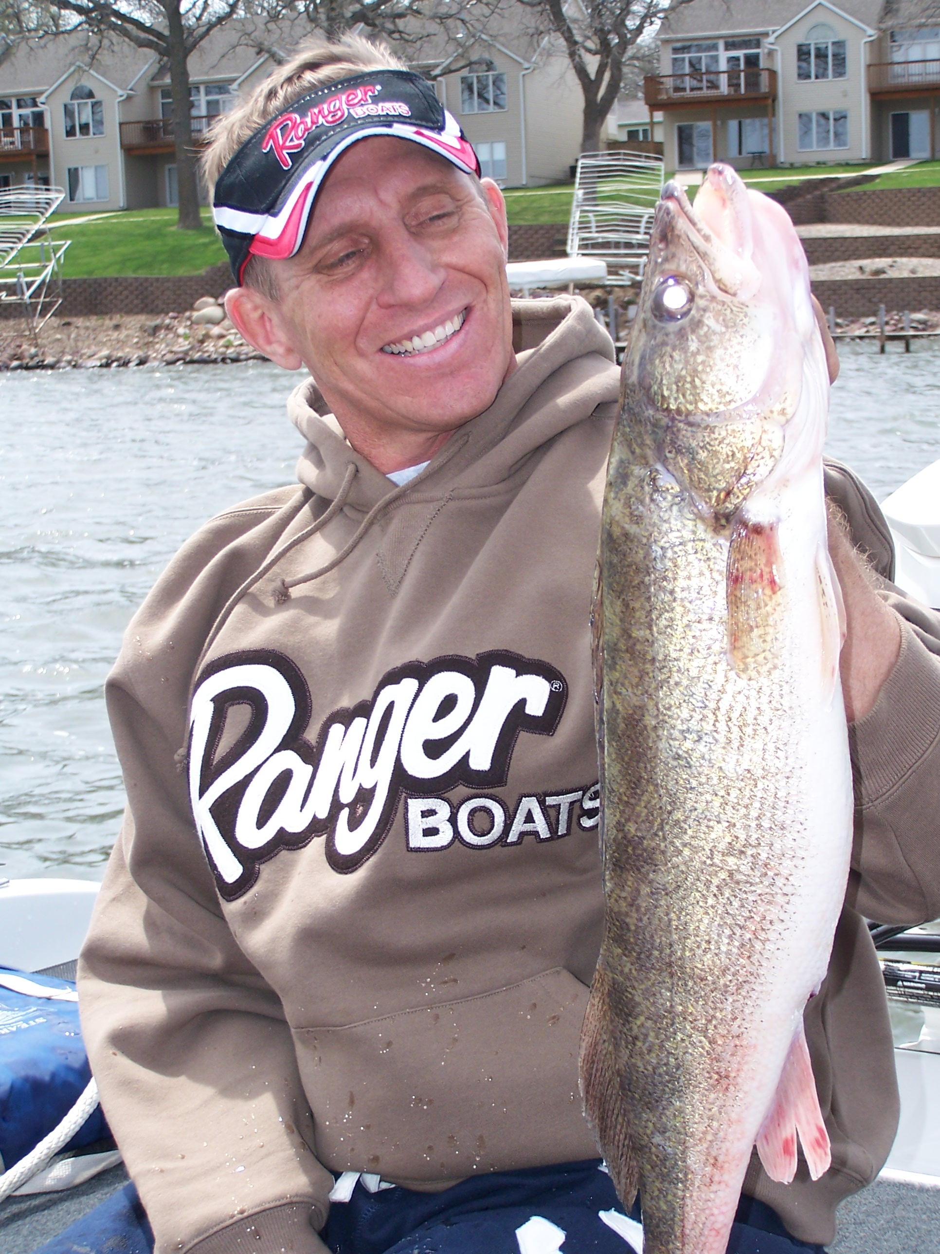 Fishing the midwest walleyes in rivers right now outdoorhub for Fishing the midwest