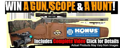 The World Hunting Club Endorses CVA Rifles