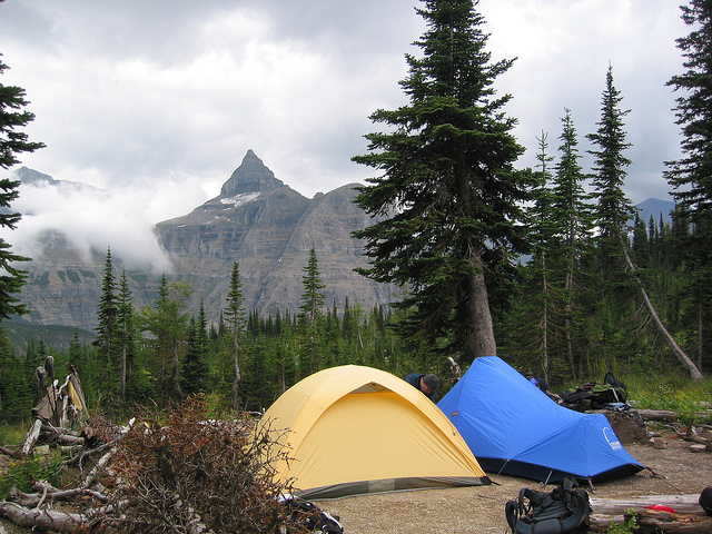 While some Americans are heading off to foreign destinations for spring break, consider a family camping trip to the great outdoors for affordable fun.
