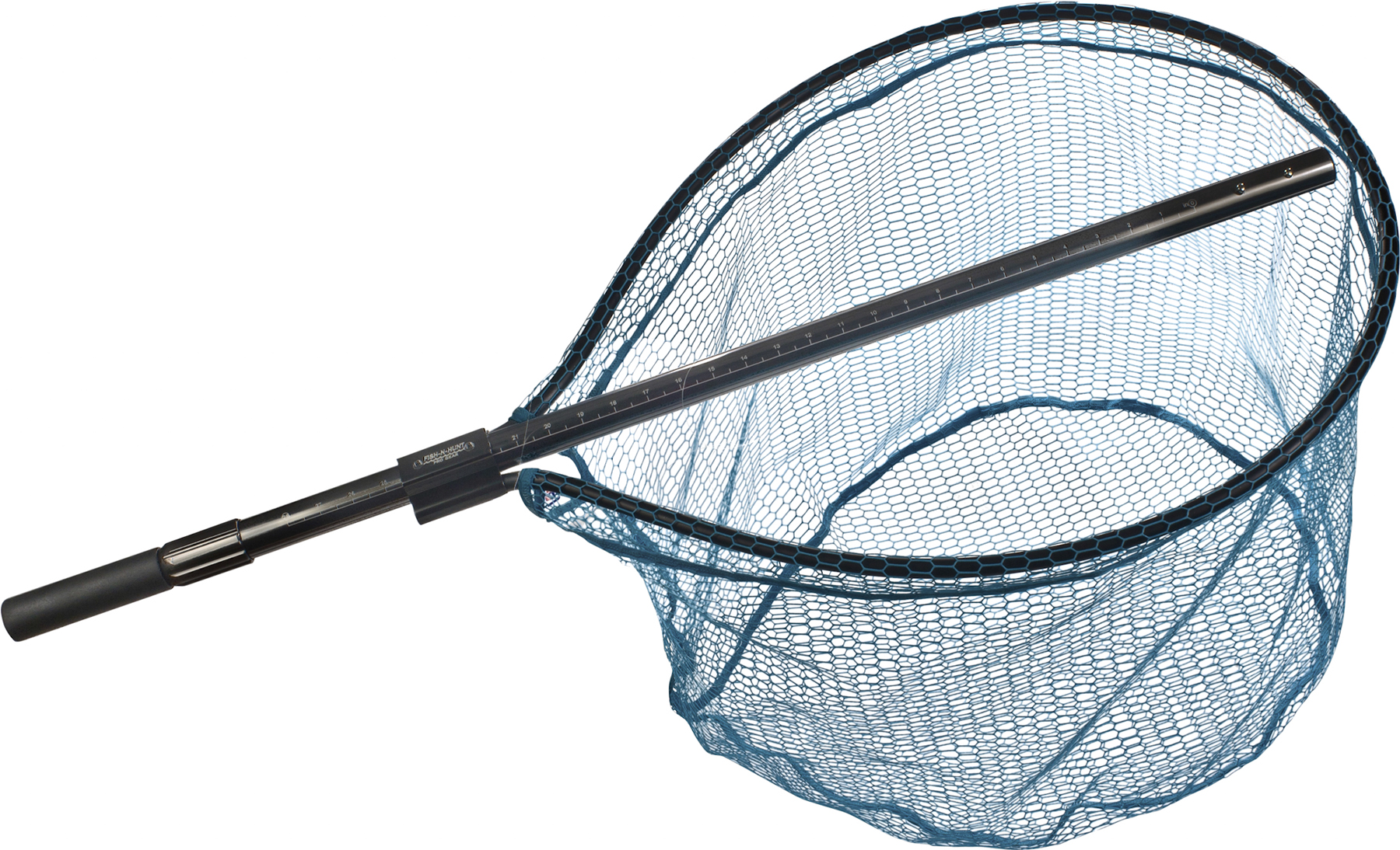 Fish n hunt pro landing net handles trophy fish with ease for I fish pro