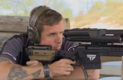 TrackingPoint's Precision Guided Firearm