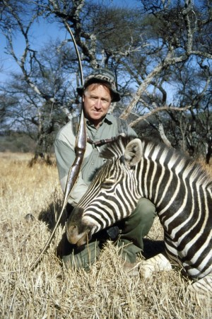 Taking Zebra with a Bow: A Tough Task