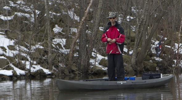 NuCanoe 12 and Frontier 12 Hybrid Kayaks