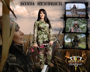 Sonia Hendrick to Headline Cabela's Ladies' Day Out this Saturday in Fort Worth, Texas