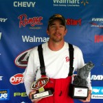 Benjamin Reynolds won the Walmart BFL Shenandoah Division tournament on Smith Mountain Lake with 17 pounds, 1 ounce to earn $6,315.