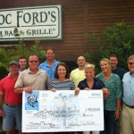 """One hundred percent of the anglers' registration fees goes to the awards purse,"" said tournament organizer, Birgie Vertesch."