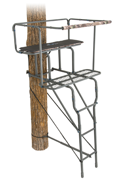 New Ameristep 2 Man Ladder Stand Outdoorhub