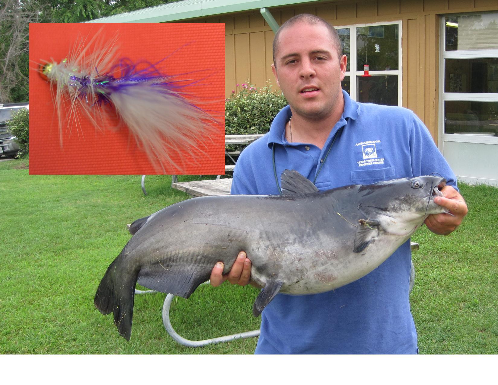 Angler Sets New...
