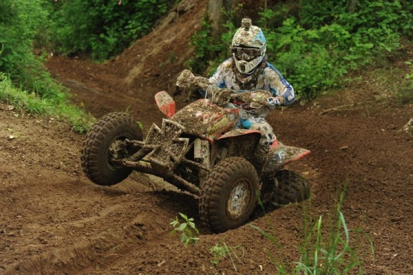 XC1 Pro class racer Adam McGill took fourth overall at round six of the GNCC series on his ITP Quadcross XC tires.