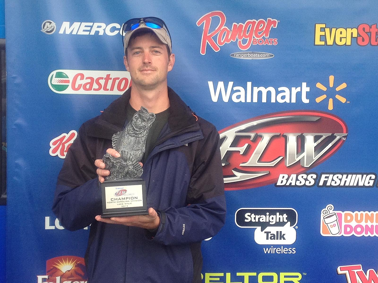 Roof Design Ideas: Hicks Wins Walmart Bass Fishing League North Carolina