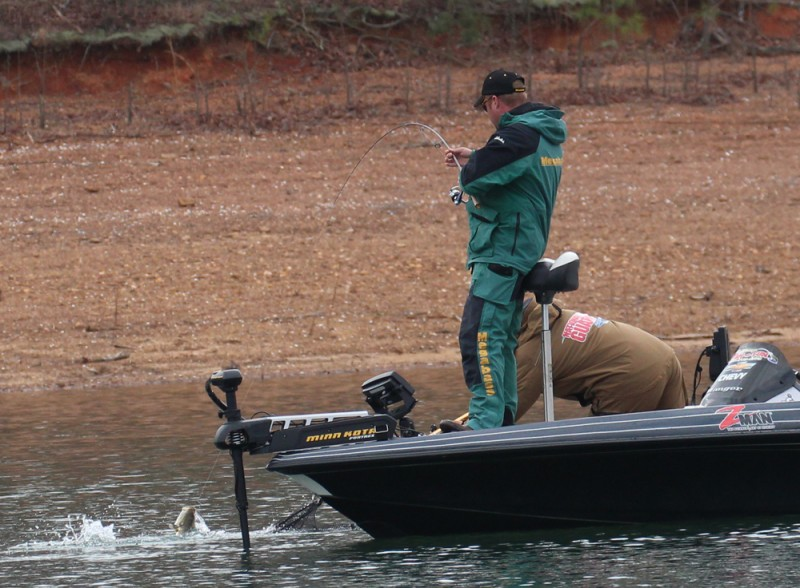 Good equipment is essential for successful finesse fishing.