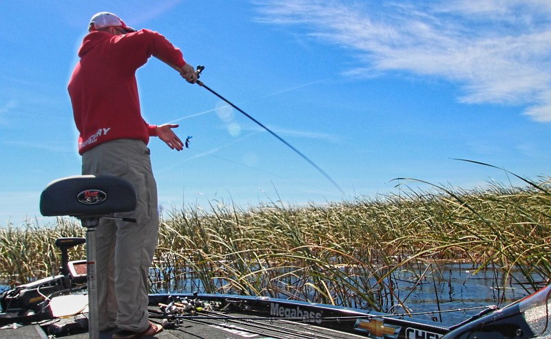 Flippin' or punching are techniques that most tournament anglers use. Follow these tips to get your skills in line with the pros.