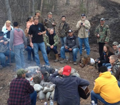 Jim Zumbo was with veterans on an Alaskan black bear hunt this past Memorial Day Weekend with Alaska's Healing Hearts. Part of the healing comes from the camaraderie.