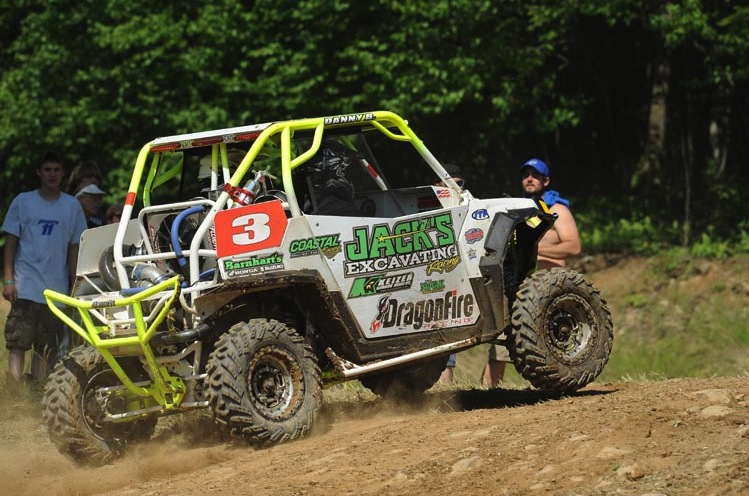 With ITP Terracross R/T XD tires at all four corners, the Jacks Excavating / DFR / ITP team took second in the SxS XC1 Modified class at the Mountaineer Run GNCC in West Virginia.