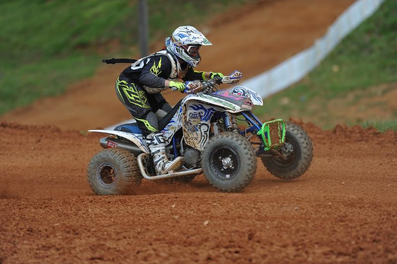 Root River Racing / ITP rider Haedyn Mickelson is the points leader in both the Schoolboy Sr. (14-17) and Schoolboy Jr. (13-15) classes after finishing second in both classes at round six in Virginia.