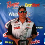 Matt Stoupa won the Walmart BFL Shenandoah Division tournament on the Potomac River with 17 pounds, 11 ounces to earn $6,385.