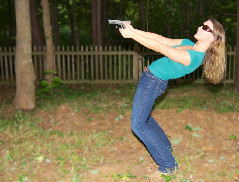 7 Deadly Sins of Handgun Shooting - Doin The Bernie