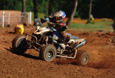 Can-Am DS 450 ATV racer Josh Creamer (BCS Performance) finished sixth at round six of the Mtn. Dew ATV MX series in Virginia to secure his No. 3 position in the ATV Pro class points race.