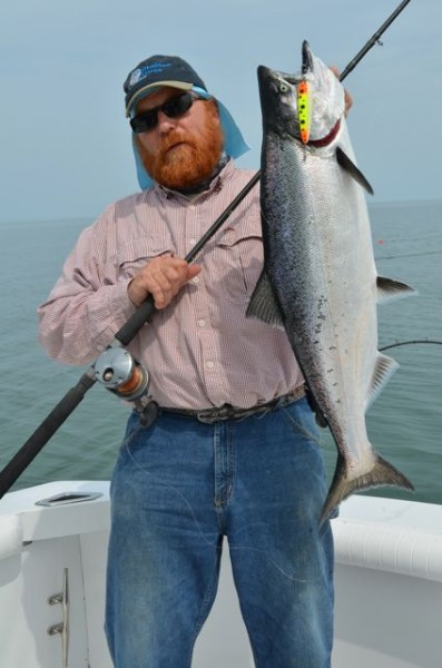 Big kings will be the target for those hoping to win the $15,000 top prize in this year's Salmon-A-Rama.