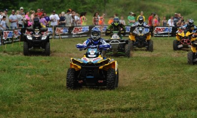 Can-Am Outlander 500 racer Kevin Trantham won his fifth 4x4 Lites class race of the season at round seven.