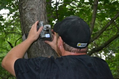 Smart trail camera placement in the summer months can lead to great results come hunting season.