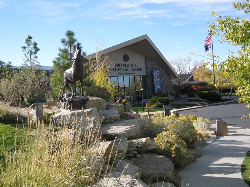 Buffalo Bill Center of the West photo by Marguerite House
