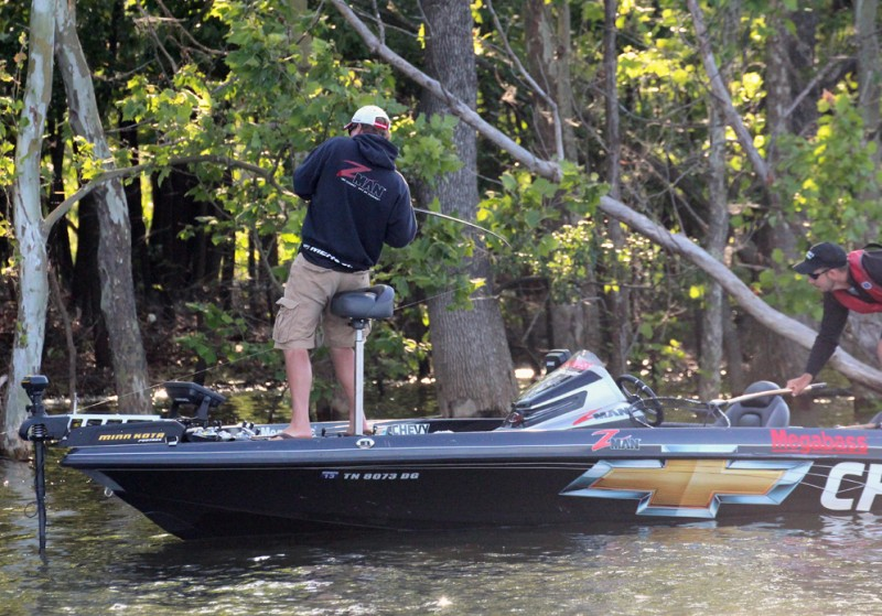 Fishing is a great summertime activity, but there's a few precautions to take to make sure you're safe on the water.