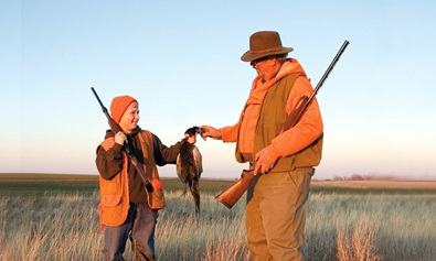 Hunters can apply for exclusive entry into areas with limited access through the KDWPT Special Hunts Program.