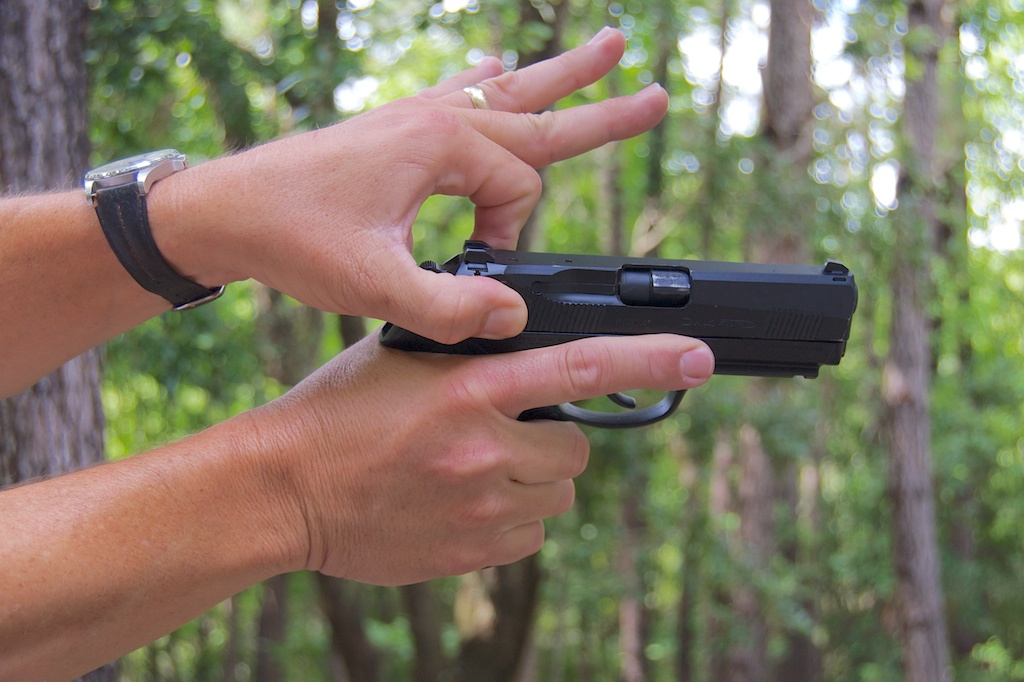 The Seven Deadly Sins Of Handgun Shooting Inappropriate