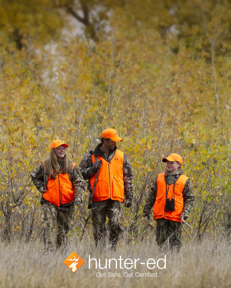 Iowa hunter safety course now offered online at hunter ed for Iowa fishing license 2017