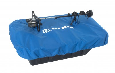 Custom travel cover and Rapid Pole Slide Extreme (RPSX) spreader poles are included.