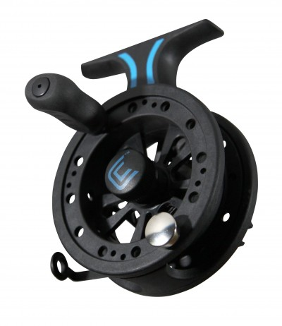 """The new spool size means it winds up faster for a faster line retrieve."""