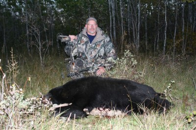 The end result of doing it right is a bear on the ground. Bear hunters must analyze their individual situations and develop a strategy for where they hunt.