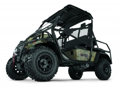 The new Ambush iS hunting vehicle from Bad Boy Buggies.