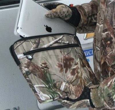 Realtree Ipad pouch