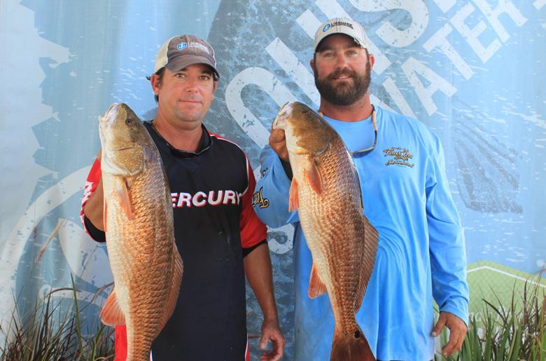 Louisiana 39 S Lass Redfish Series Wraps Up 2013 Regular