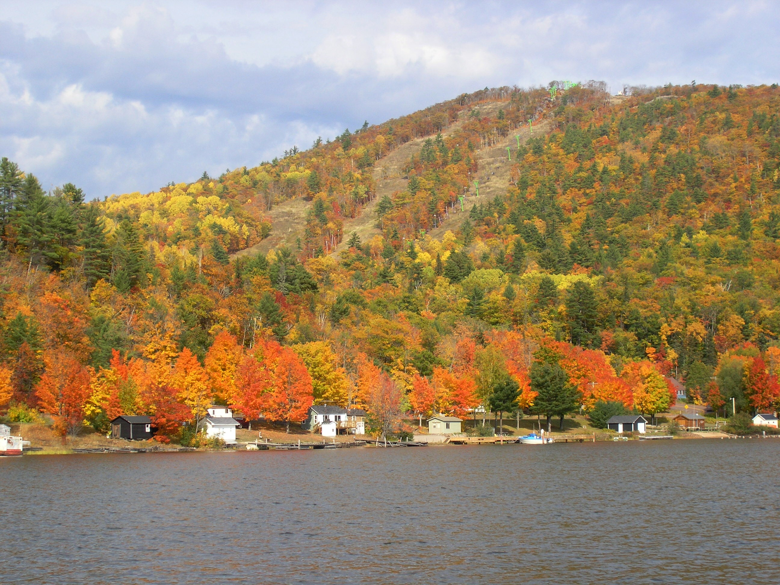 Late-summer and Fall Fishing off Michigan's Mount Bohemia ...
