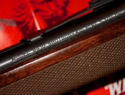 Now that doesn't look right...a .410 bore stamp on the barrel?
