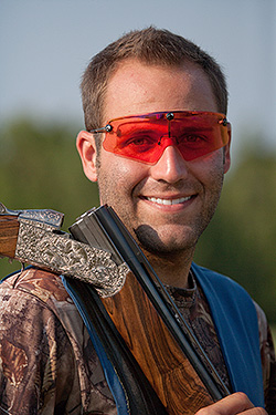Brandon Powell repeated as the champion at the NWTF's 19th annual Turkey Shoot.