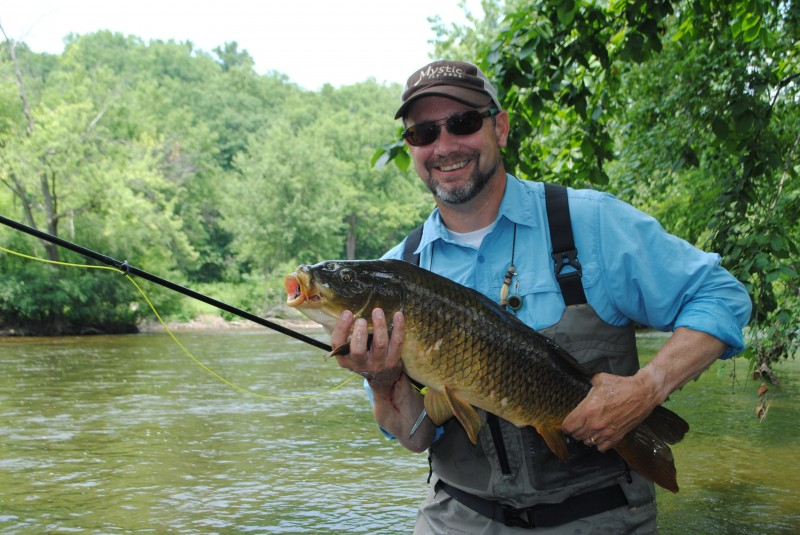 Mulberry Flies For Michigan Carp Outdoorhub