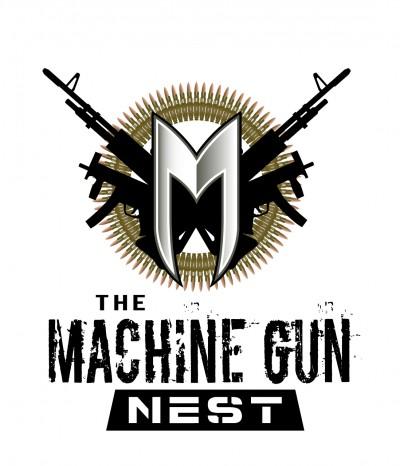 machine gun nest logo