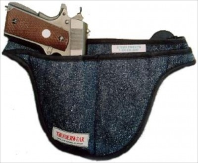 A really deep concealment holster from ThunderWear. Image courtesy ThunderWear.