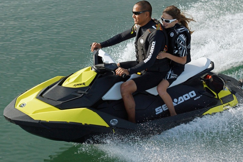 Sea-Doo revealed its new affordably-priced Spark personal watercraft over the weekend. Read on for all the specs and details.